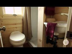 131 Sq. Ft. Linden 20 Horizon Tiny Home on Wheels by Tumbleweed Houses
