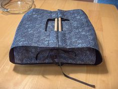 Here is the completed casserole tote! Now, go and make something yummy.