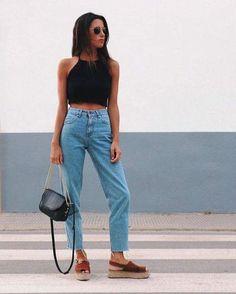 30 Outfits para usar com seu Adidas branco
