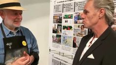 Permaculture et agriculture urbaine selon Steve Read - Le fondateur de l'Université Populaire de Permaculture en France, Steve Read, échange avec François Rouillay, co-fondateur du mouvement participatif citoyen Incroyables Comestibles France, sur les bénéfices de la convergence entre les démarches de permaculture et d'agriculture urbaine.