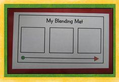 Blending Mats