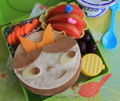 Kids Lunch ideas.