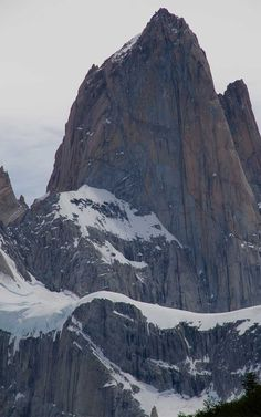 Fitz Roy, Argentinian Patagonia