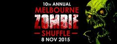 zombie shuffle melbourne 2015 - Google Search