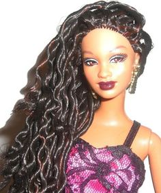 Natural-Haired Dolls For Girls Any Age via Natural Girls United http://www.naturalgirlsunited.com