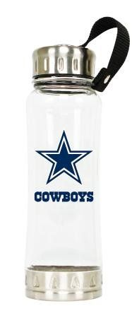 NFL Dallas Cowboys ClipOn Water Bottle >>> Click image to review more details.Note:It is affiliate link to Amazon.