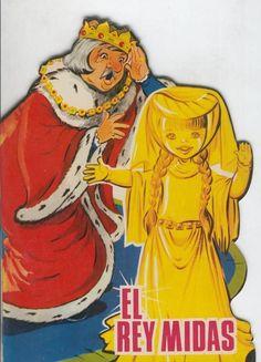 Cuentos troquelados Toray serie Cuentos Clasicos numero 12: El rey Midas | eBay