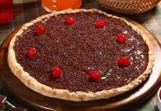pizza chocolate - Pesquisa Google