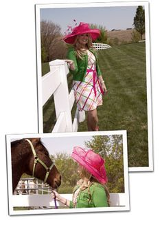 It's that time of year again! The Kentucky Derby is only a few weeks away and it's time to pick your outfit! Whether you're attending an official derby event, or a friend's party, everyone loves a good derby hat! Visit the new Emily's Essentials page for a complete Derby Style Guide!