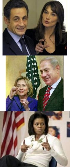 The real difference between France, Israel and United States