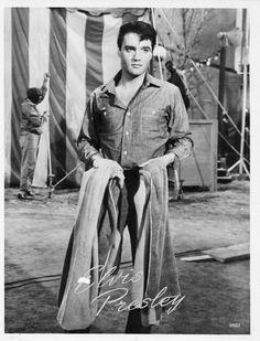 Roustabout 1964 = Elvis Presley -Carte Postale