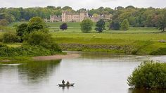 Floors Castle near Kelso, Scottish Borders. This is about as close as I got to it, but it was so beautiful!