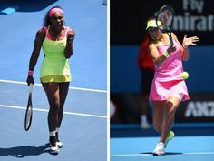 5-Time #AussieOpen Champion Serena Williams def. unseeded Madison Keys 7-6, 6-2 to advance to the Finals. The 19 yr old failed to become the 8th player to def. both Venus and Serena Williams in a Grand Slam. However, Maddie's childhood idol, Kim Clijsters, was one of the #Elite7 to do so. 1/29/15