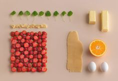 """IKEA Recipe Book - """"Hembakat är Bäst"""" (Homemade is Best). Photography By Carl Kleiner. Styling By Evelina Bratell."""