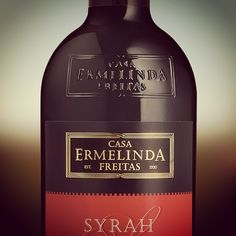 Casa Ermelinda Freitas Syrah