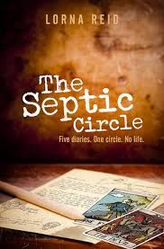 The Septic Circle by Lorna Reid ~ Cover designed by Mark Reid