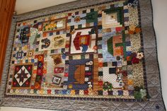 Quilting Wallhanging