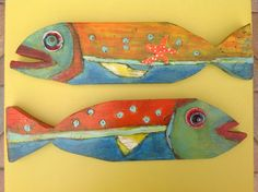 Bait fish by CoolBreezeStudio on Etsy, $48.00