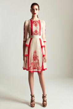 Alice by Temperley / Botanical Dress