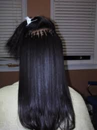 Black Hair Weaving Techniques | Hair extensions for RELAXED HAIR!!! | Chiq For Her | Projects to Try | Pinterest | Weaving techniques. Hair ...
