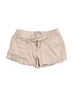 Check it out—Juicy Couture Khaki Shorts for $16.99 at thredUP!