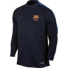 Nike FC Barcelona Drill Long Sleeve Tee