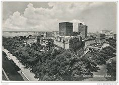 Bari - BARI [192] - Castello Normanno Svevo - FG/Vg 1960