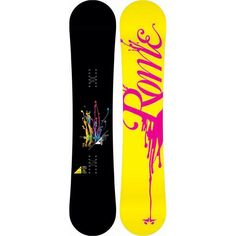 Rome  14 board. dig the neon paint splatter Snowboarding, Skiing, Paint  Splatter e8d3eceea06
