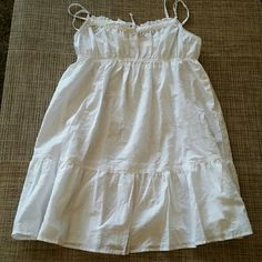 Victoria's Secret lingerie NEW no tags, never worn. Super cute and girly baby doll, white with embroidered polka dots. Adorable! Size S/P  ***** FLASH SALE ***** Victoria's Secret Intimates & Sleepwear