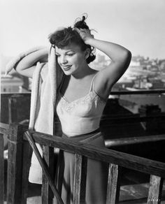 Judy Garland, one of my favorites!!!