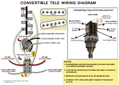 Telecaster Bridge Twin Lion Pickup Wiring Diagram from i.pinimg.com