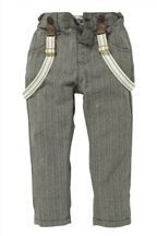 Signature Heritage Trousers And Braces