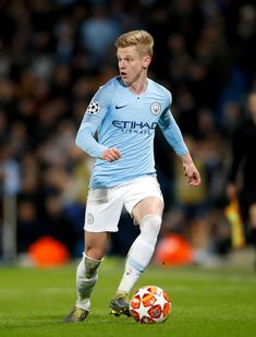 Manchester City's Oleksandr Zinchenko (Photo by Martin Rickett/PA Images via Getty Images) Zen, English Premier League, Manchester City, Running, Sports, Image, Racing, Hs Sports, Sport