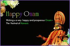 May the color and Lights of Onam fill Your life with happiness And joy. #HappyOnam