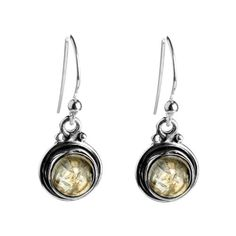 6mm 925 Sterling Silver Round Moonstone Polished Edge Drop Earrings.More info for aquamarine earrings;earrings;silver earrings;trendy earrings;long earrings could be found at the image url.(This is an Amazon affiliate link and I receive a commission for the sales)