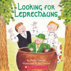 Looking for Leprechauns by Sheila Keenan https://www.amazon.com/dp/0439680573/ref=cm_sw_r_pi_dp_x_wuStzb1ZRD2KR