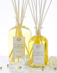 Antica Farmacista | Prosecco Home Ambiance My favorite diffuser....crisp and clean.