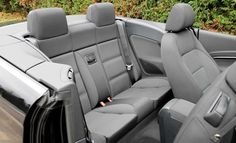 list of 4 Seater Convertibles