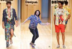 17 mejores imágenes de MAKE | Desigual SS15 080 Barcelona