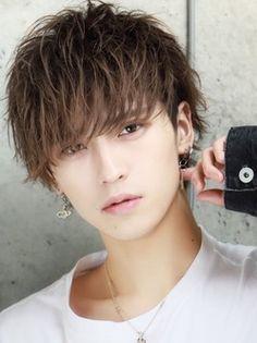 【無造作エアスパイラルマッシュ】|メンズ・髪型 - LIPPS 表参道|MENS HAIRSTYLE [メンズ ヘアスタイル] Types Of Aesthetics, Japanese Boy, Cool Hairstyles, Hairstyle Men, Stylish Hair, Boyfriend Material, Hair Designs, Cute Guys, Beautiful Men