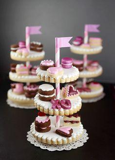 Cookie Dessert Stands | Bakerella | Flickr