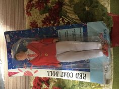 MOC, Butlin's Holidays Men Red Coat Doll Toy Figure, Top Toys | 11.99+3.4