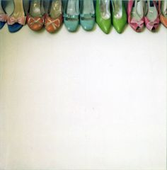 all the pretty shoes