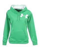 I love under armour. This hoodie is different than the usual ones