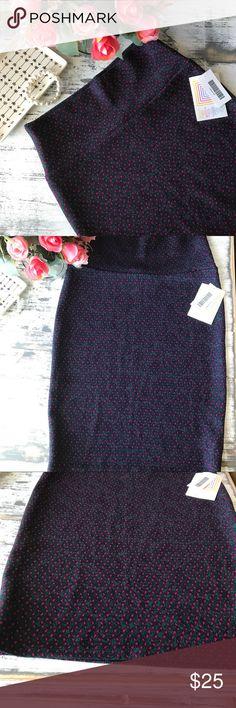"LuLaRoe triangle Cassie Skirt sz XS 22.5"" Length  26"" waist LuLaRoe Skirts"