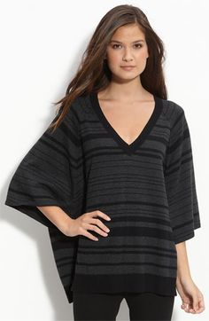 Loving the poncho-ness this Fall $39.90 @Nordstrom