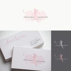 Logo for photograph with a sophisticated touch and alot of romantic feeling by TwinkleBee