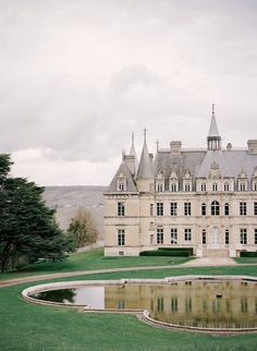 Chateau de Boursault in France