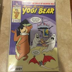 Comics For Sale, Hanna Barbera, Come And See, Savage, Presents, Bear, Antiques, Classic, Vintage