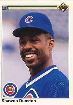 chicago cubs favorite shawon dunston is 48 today